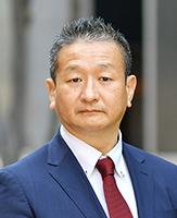 取締役 石坂 裕 ごあいさつ